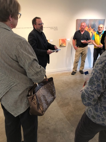 April 2019 Reception Opening